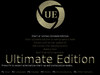 Ultimate Edition 2.3 Initial boot screen